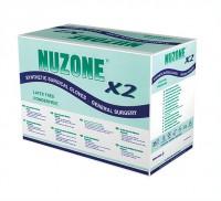 NUZONEX2 rękawice chirurgiczne, bezlateksowe, bezpudrowe